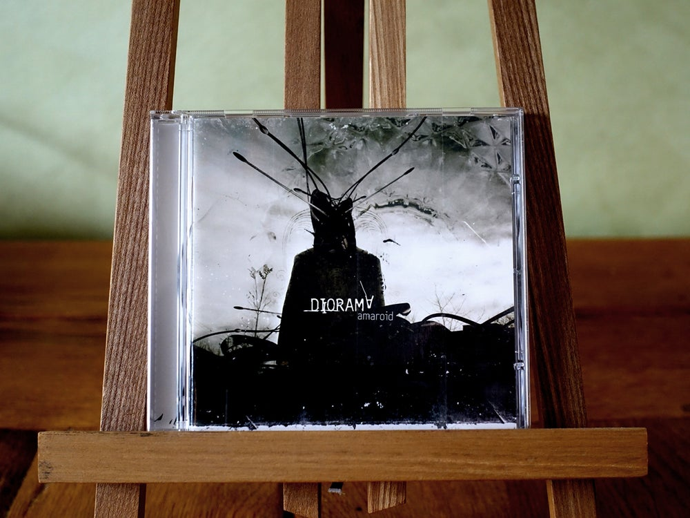 Image of album cd | amaroid