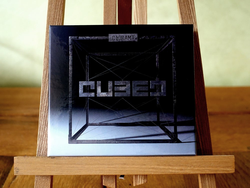 Image of album cd | cubed (black edition)