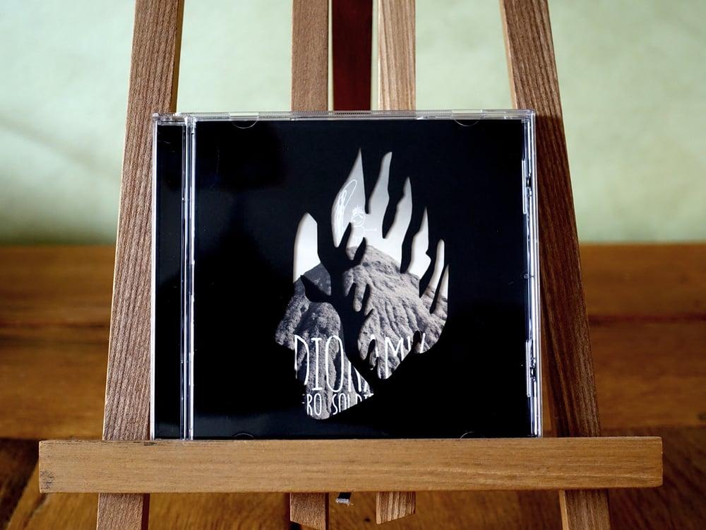 Image of album cd | zero soldier army