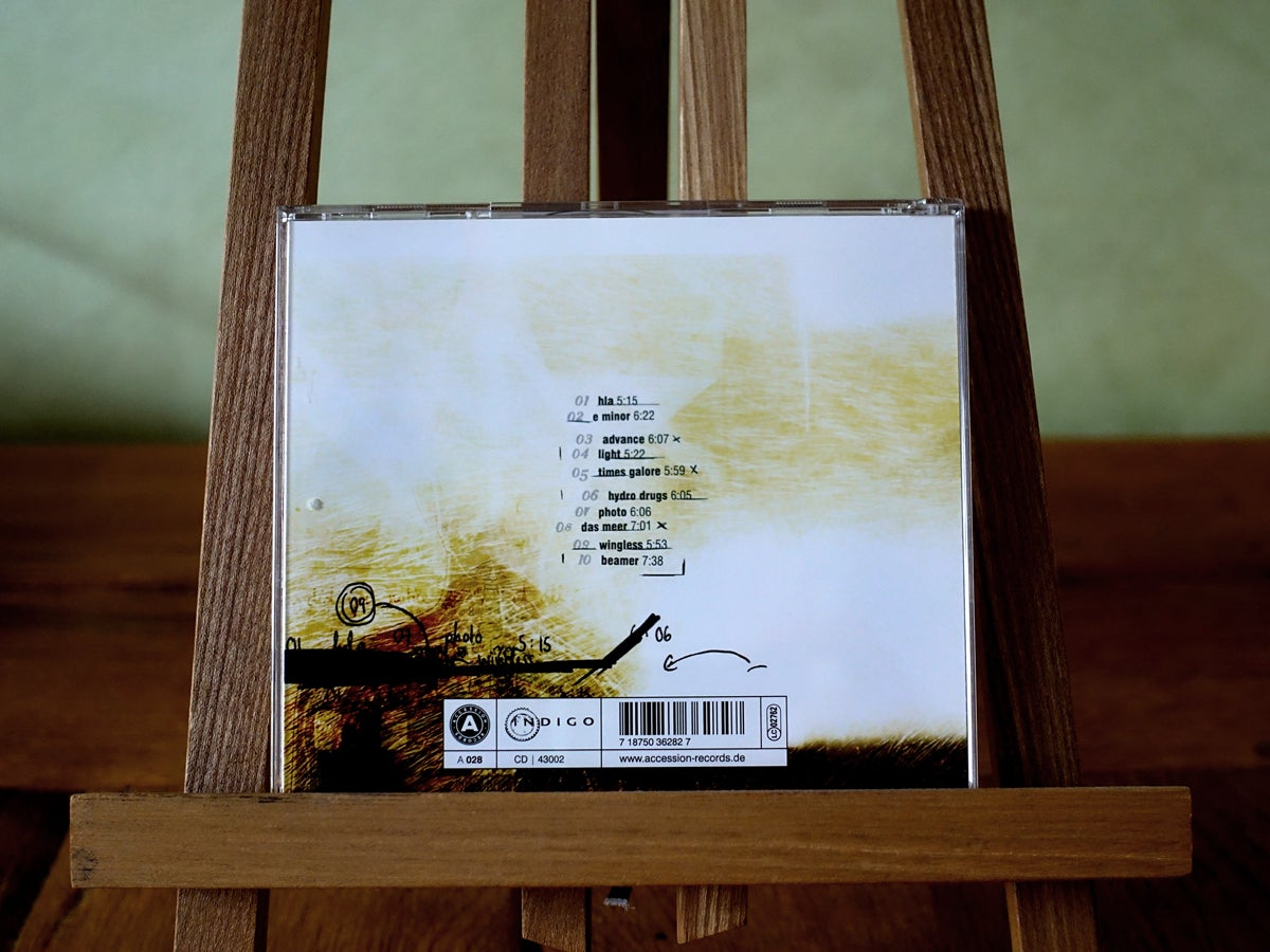 Image of album cd | her liquid arms