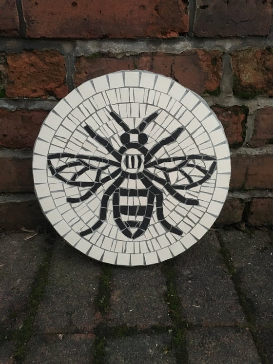 Image of MANCHESTER WORKER BEE Stepping Stone