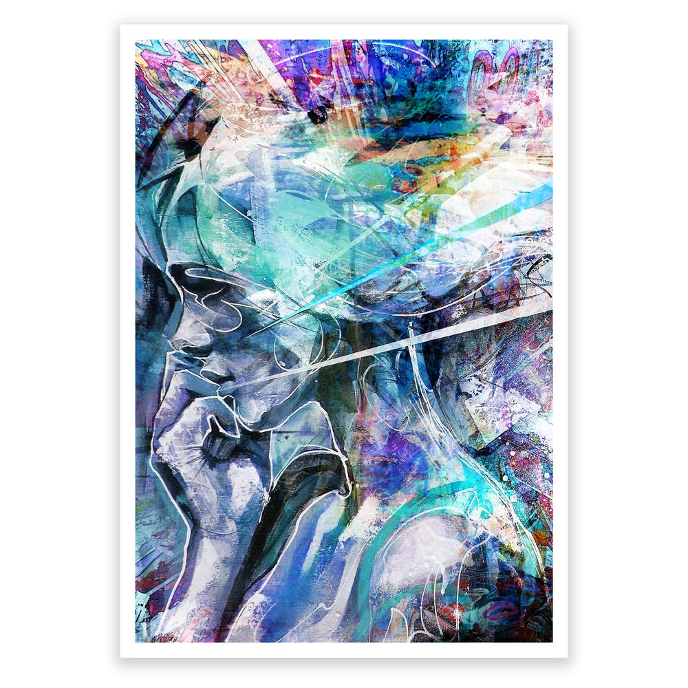 "Image of ""Ready To Release The Shackles"" OPEN EDT PRINT - FREE WORLDWIDE SHIPPING!!!"