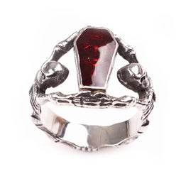 Image of See you in Hell ring