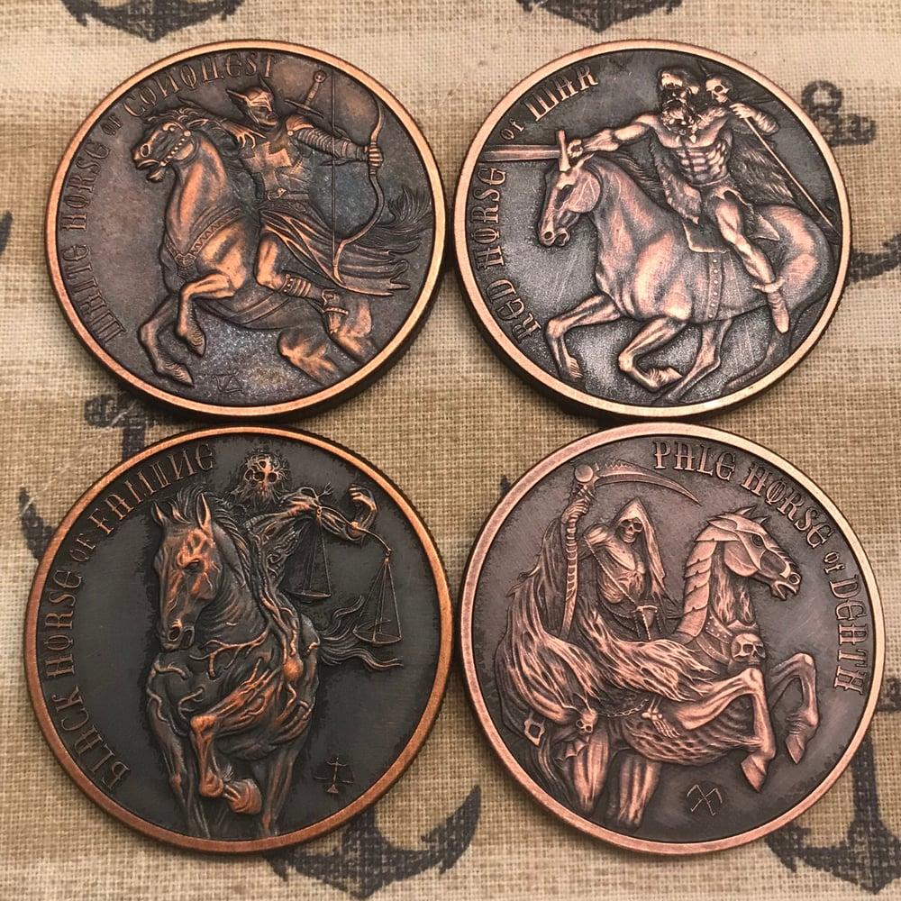 Image of Four Horsemen of the Apocalypse Set