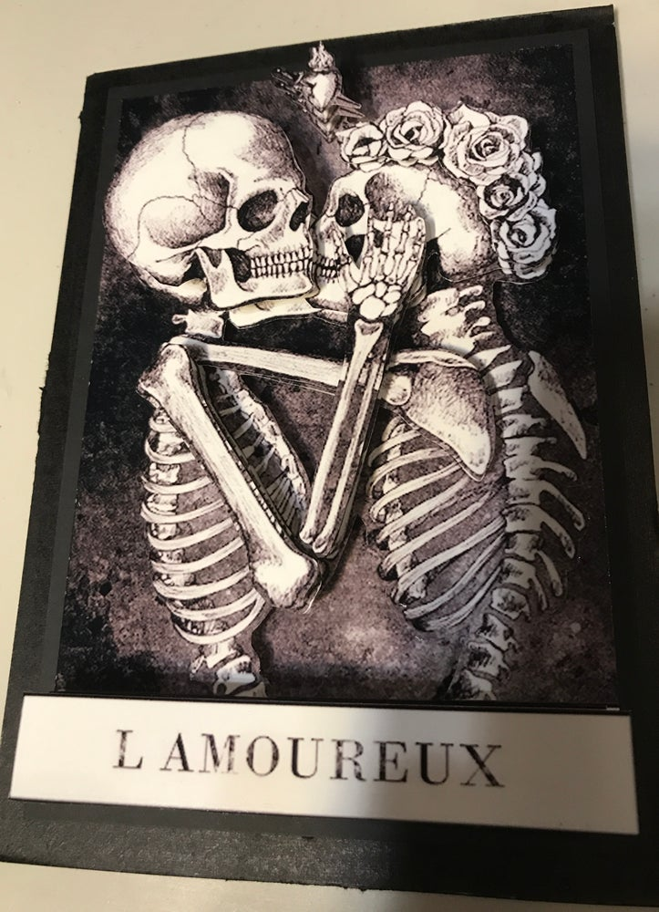 Image of L'Amourex The Lovers Tarot