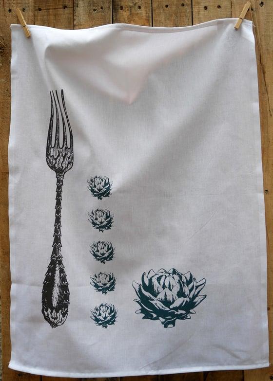 Image of Torchon artichaut