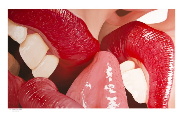 "Image of ""Lick My Lip"" Limited Edition Print"