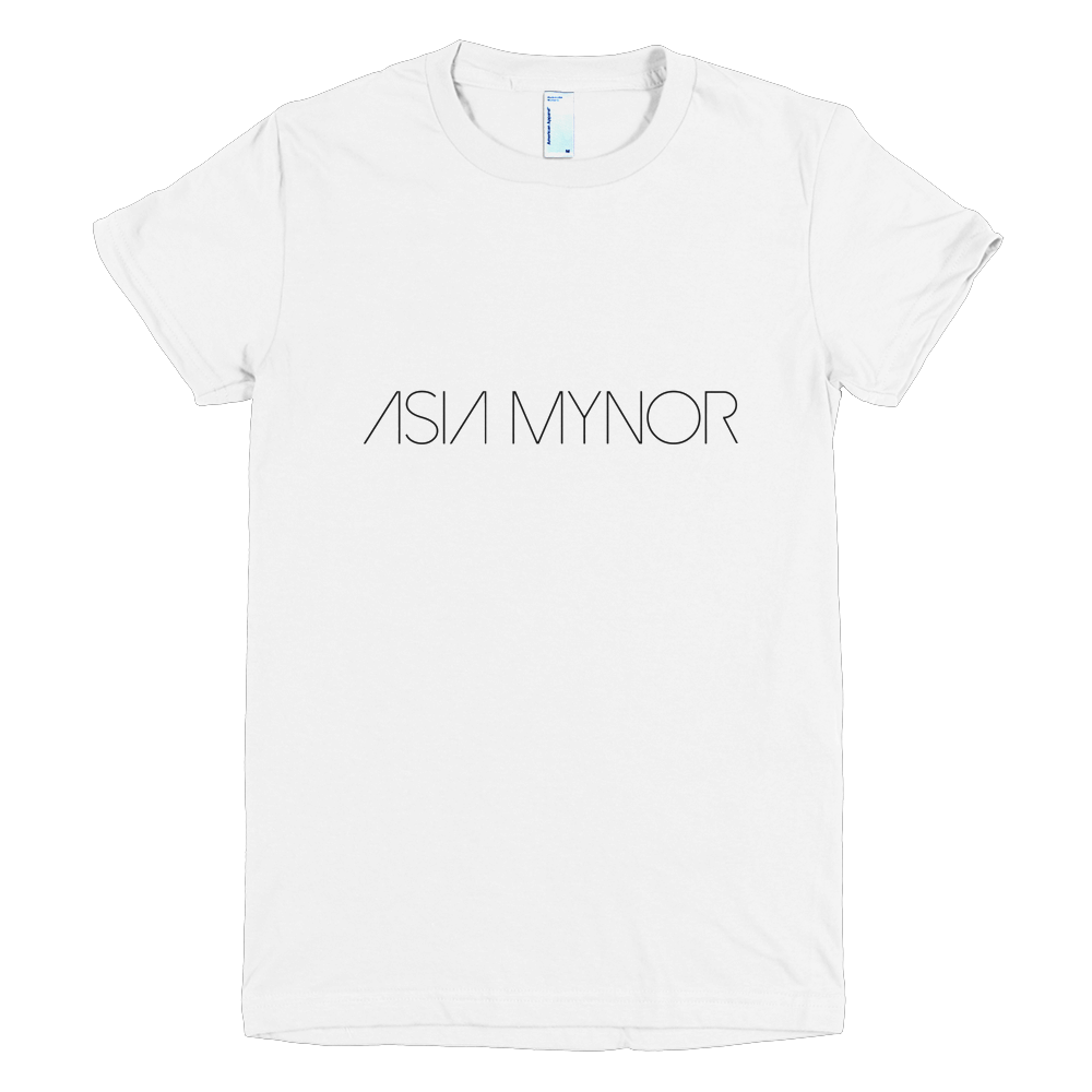Image of ASIA MYNOR Women's Logo T-Shirt