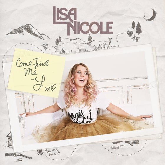 Image of Come Find Me EP (Signed)