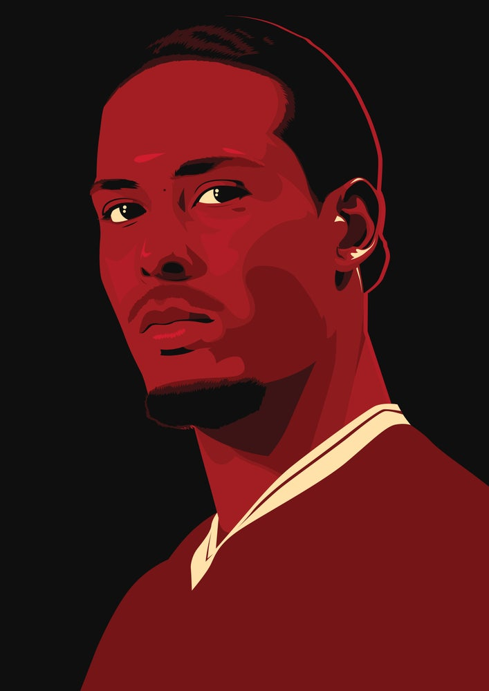 Image of Virgil van Dijk
