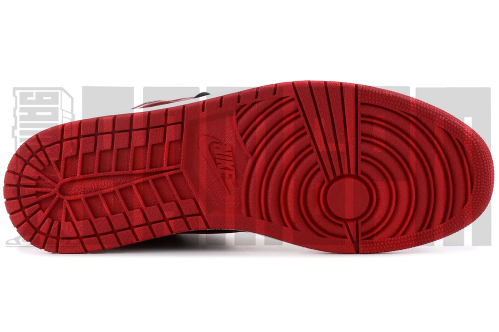 """Image of Nike AIR JORDAN 1 RETRO HIGH OG """"BANNED 2016"""""""