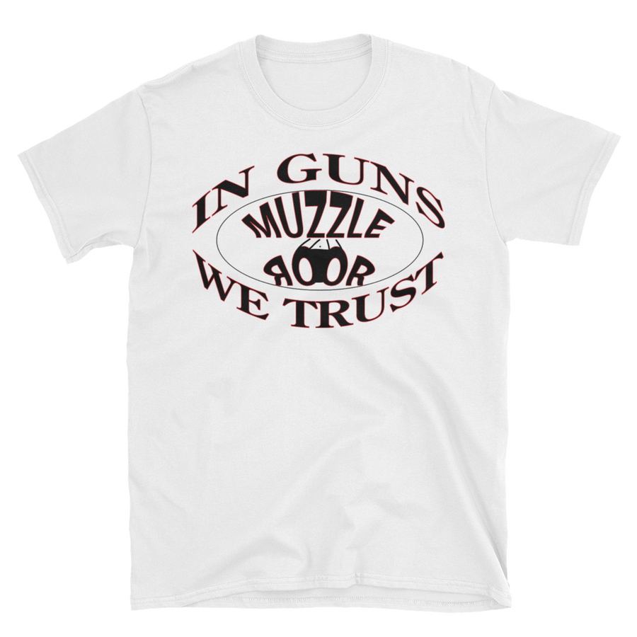 Image of TRUST WHITE T