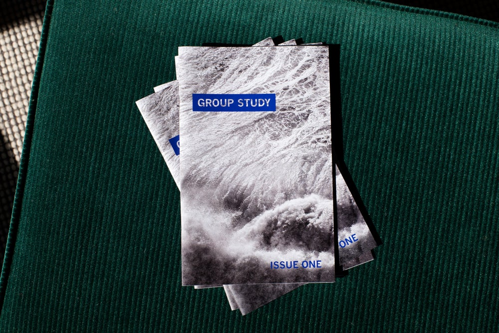 Image of Group Study: Issue One