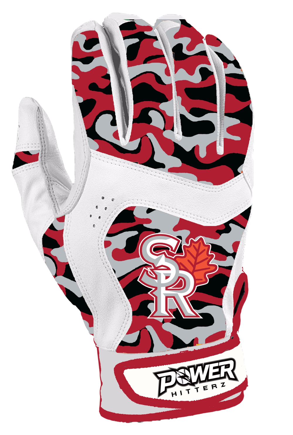 Image of Custom Team Batting Gloves 2 (pair)