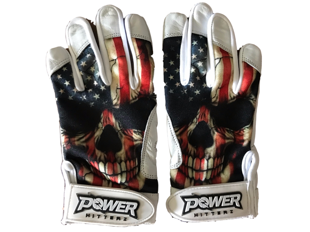 Image of Custom Team Batting Gloves 6 (pair)