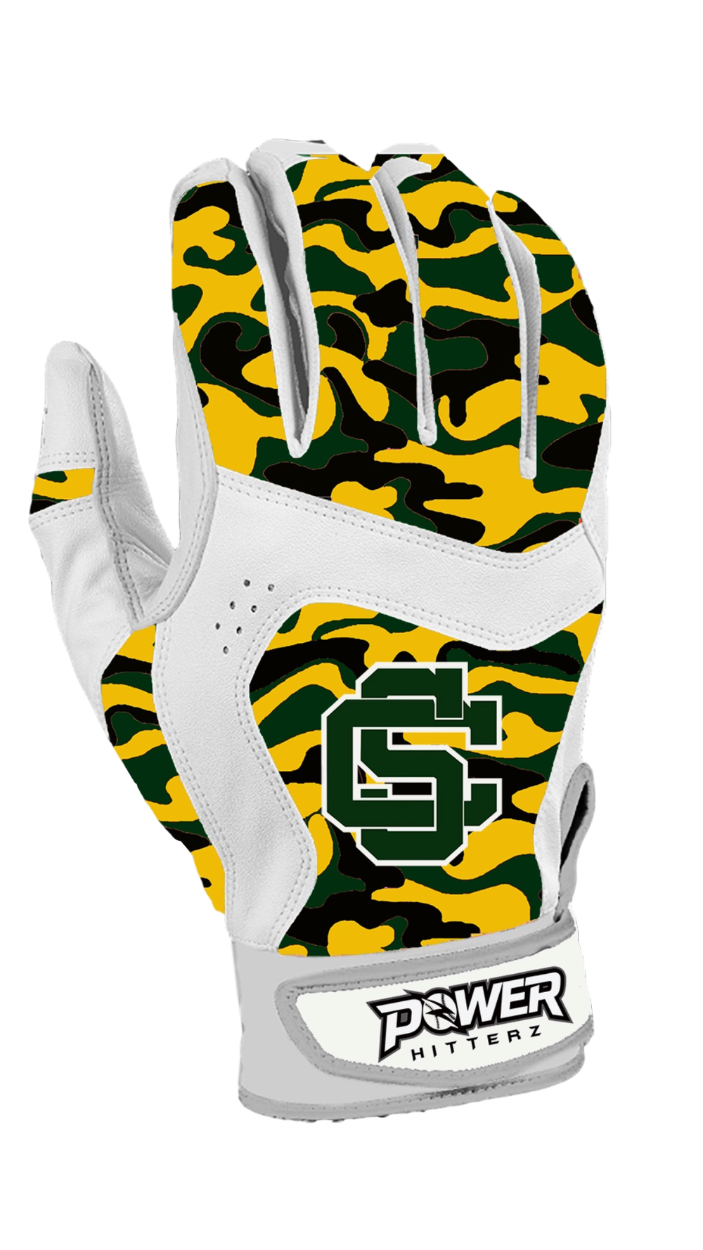Image of Custom Team Batting Gloves 7 (pair)