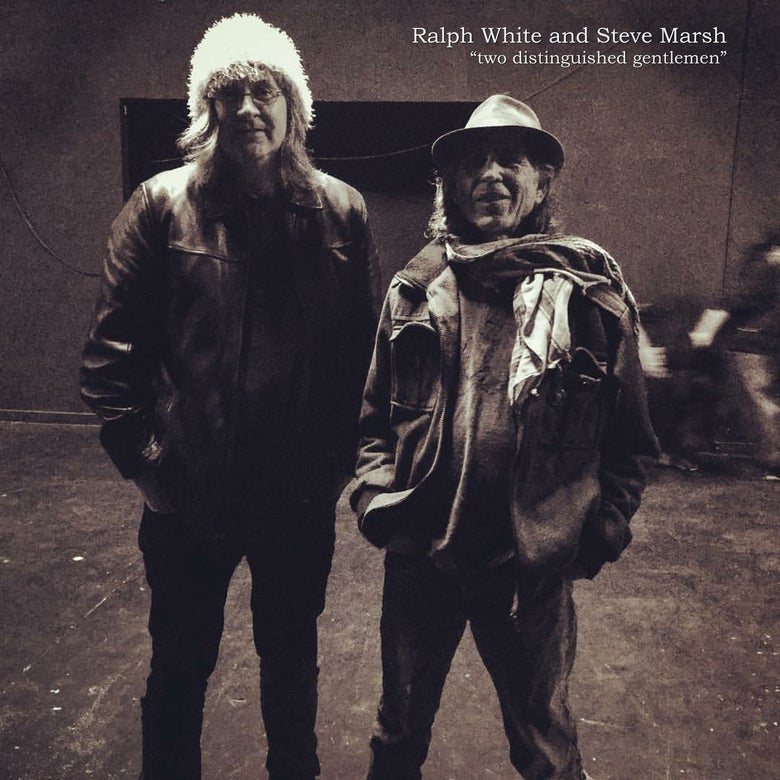 "Image of Ralph White and Steve Marsh ""Two Distinguished Gentlemen"""