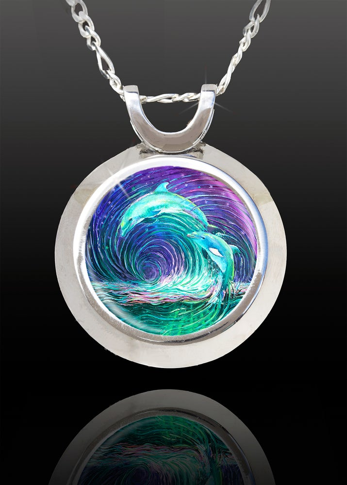 natures reverse pendant therapeutic energies wear necklace the energy side of bioenergy health