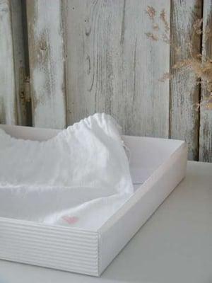 Image of Box naissance (sac, bavoir, lange, hochet)