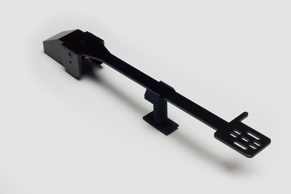 Image of Bihari Tonearm for Vestax Handy Trax - Matte Black