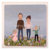 Image of Luxury Personalised Portrait Board