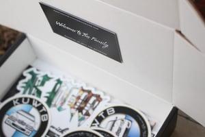 Image of KUWTB Sticker Bundles