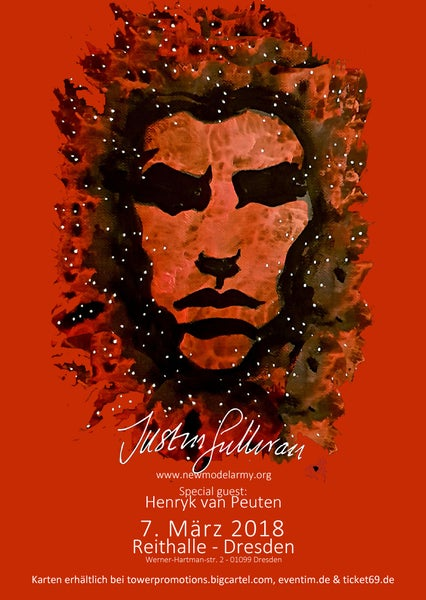 Image of JUSTIN SULLIVAN (uk)