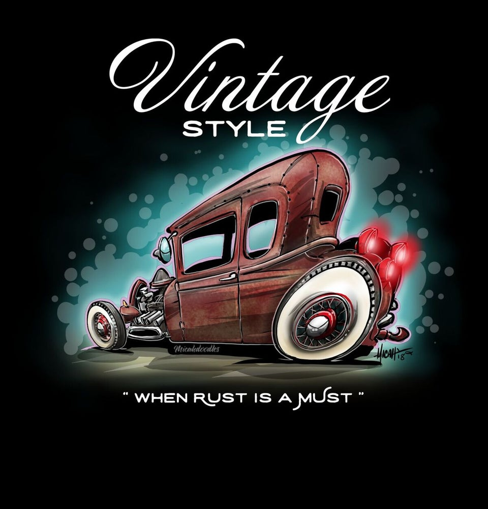 Image of Vintage Style