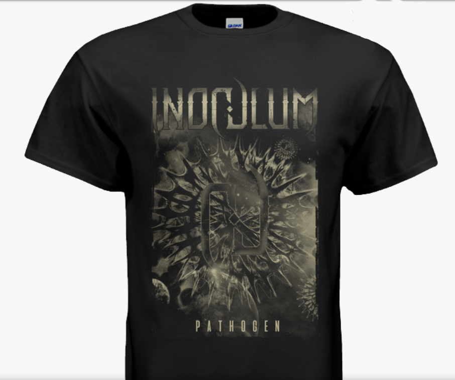 Image of Pathogen Album Art Shirt - Beige