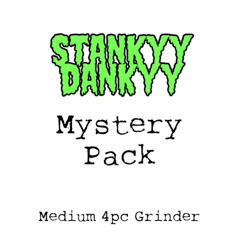 Image of Mystery Pack with Medium 4pc Grinder