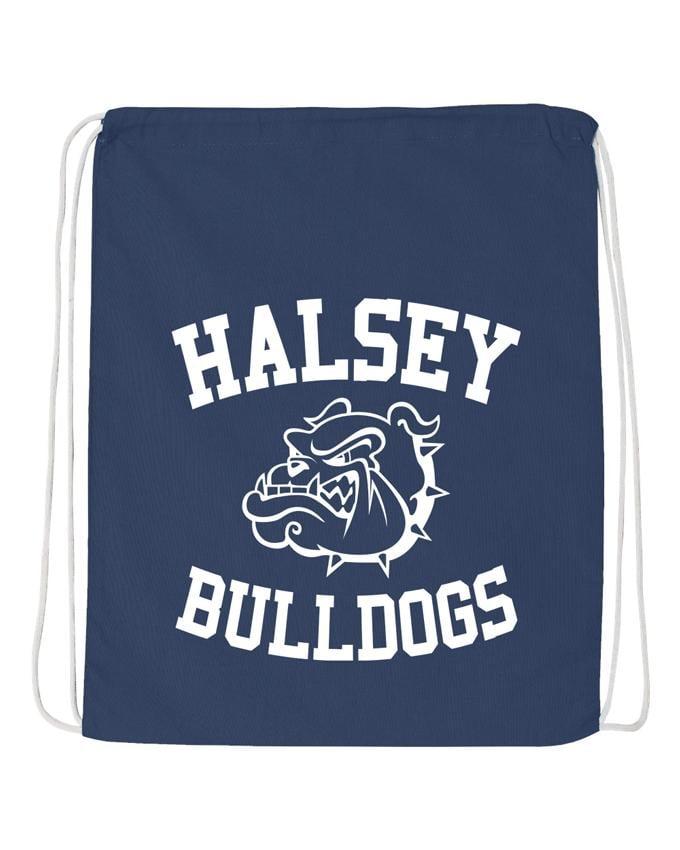 Image of HALSEY BULLDOGS GYM BAGS