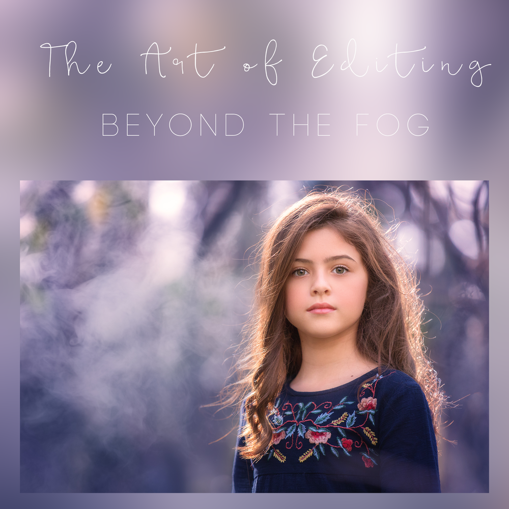 Image of The Art of Editing - Beyond the Fog
