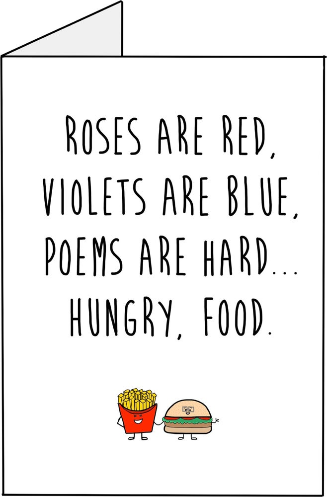 Image of Valentines - Hungry