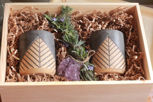 Image of Pyramid Tumbler Gift Box