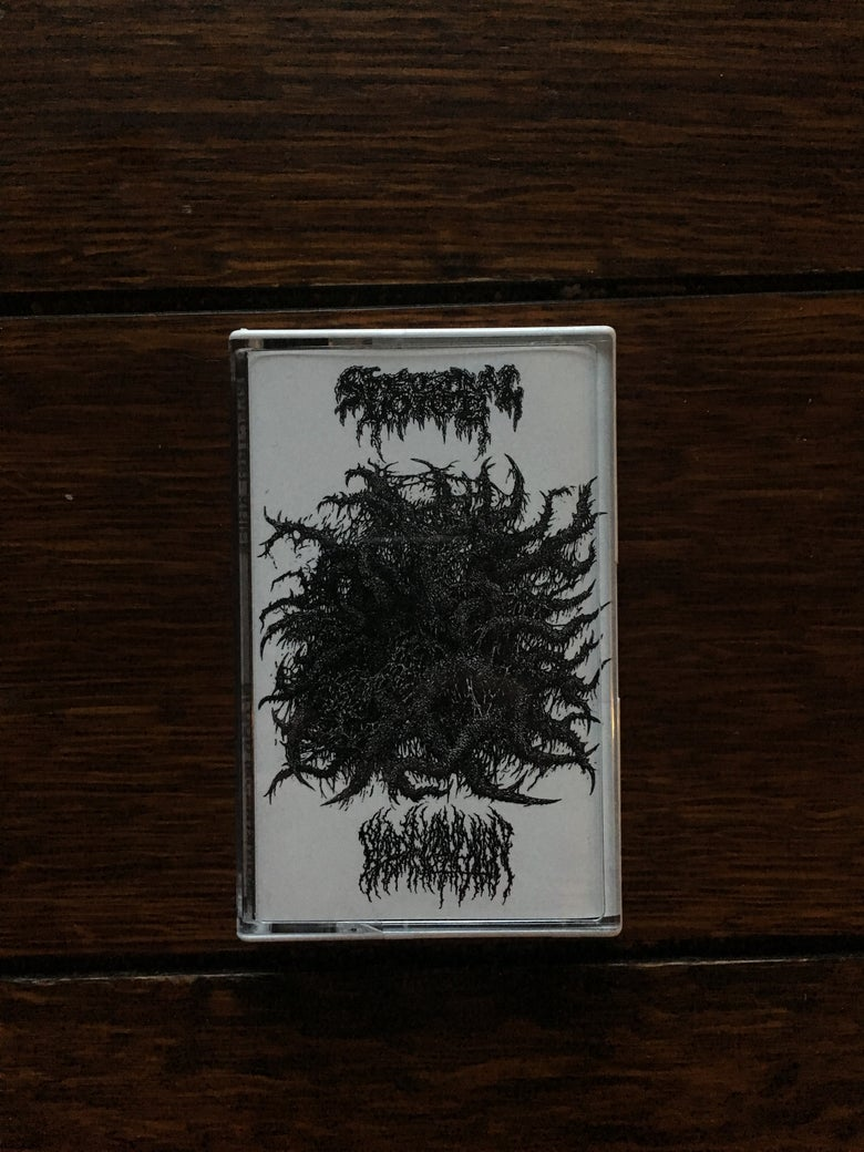 Image of blood incantation split cassette