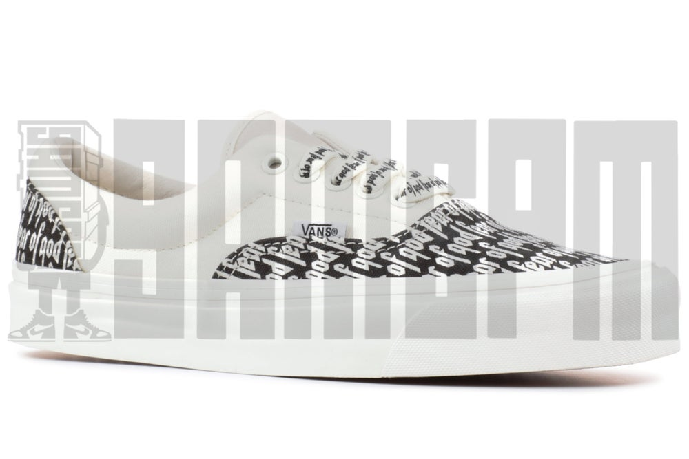 "Image of Vans ERA 95 DX ""FEAR OF GOD - MARSHMALLOW"""