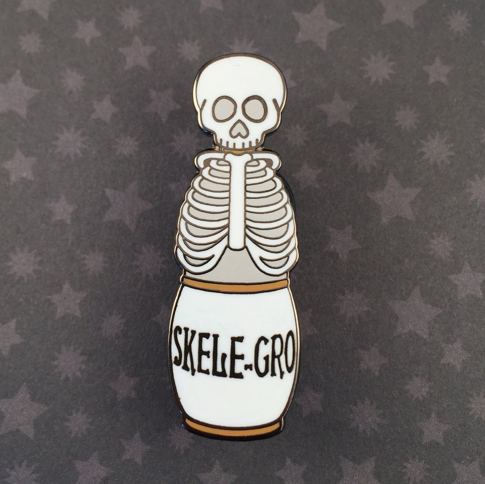 Image of Skele Gro Pin