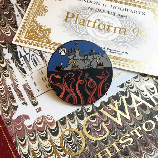 Image of Journey of the First Years Pin