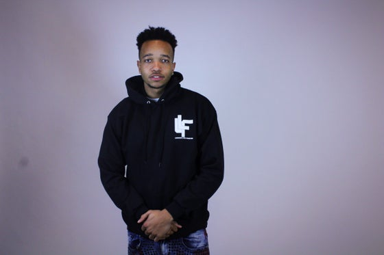 Image of Legends Live Forever Logo Hoodie