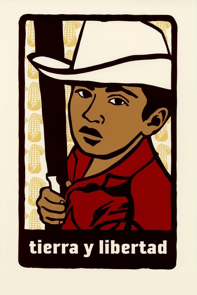 Image of Tierra y Libertad (2018)