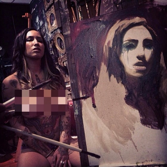 Image of ANATOMICAL NUDE FIGURE / PORTRAIT PAINTING WORKSHOP - May 11-13, 2018