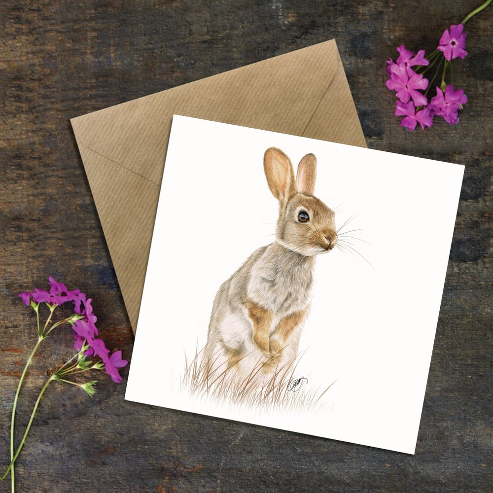"Image of ""Willow"" Greeting Card"