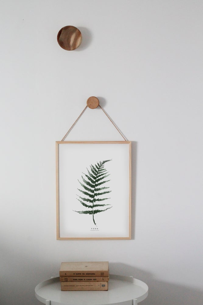 Image of FERN ART PRINT