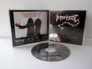 "Image of INFESTICIDE ""Skill to eviscerate"" MCD"
