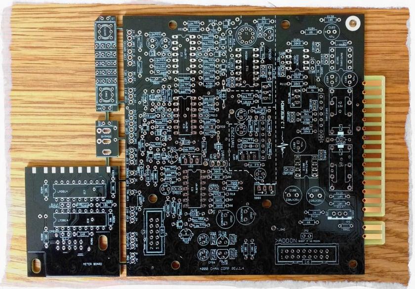 Image of 4KCC PCB set