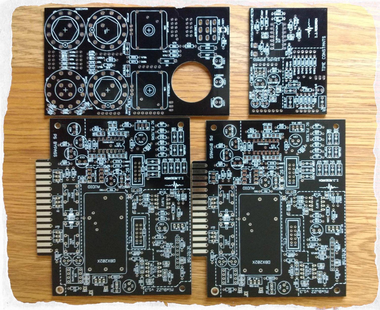 Image of MixBuzz PCB Set
