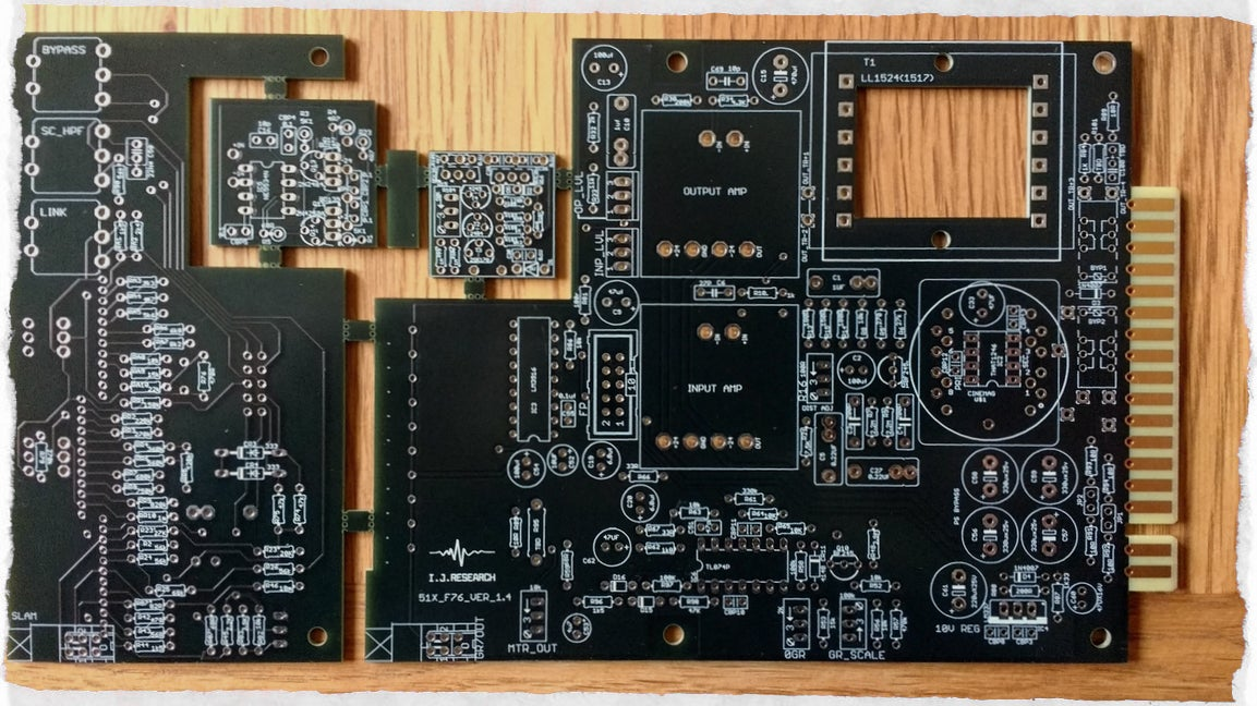 Image of F76 PCB Set