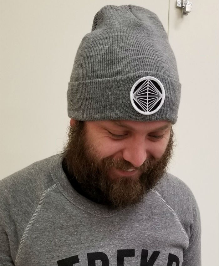 Image of Jupiter Beanie (Heather Gray)