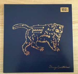 Image of Strange Constellations vinyl (gold foil cover)