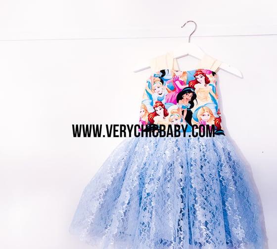 Image of Land of Princesses Dress
